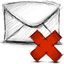 Deny, Email Icon