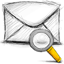 Email, Search Icon
