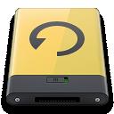 Backup, Yellow Icon