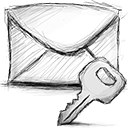 Email, Encrypted Icon
