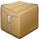 Archiver, Box, File, Utilities, Zip Icon