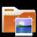 Folder, Image, Photo Icon