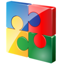 Modules, Puzzle, Toy Icon