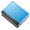 Blue, Book Icon
