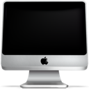 Computer, Imac, Monitor, Off, Screen Icon