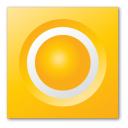 Speaker, Yellow Icon