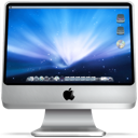 Apple, Computer, Imac, Mac, Monitor, Screen Icon