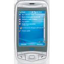 Cell, Mobile, Phone, Qtek Icon