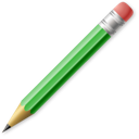Edit, Erase, Pencil, Write Icon