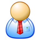 Administrator, Employee, Male, Man, Manager, Operator, Personal, User Icon