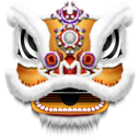 Dragon, Mask Icon