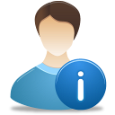 Information, Personal Icon