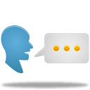 Language, Select, Talk, Translate Icon