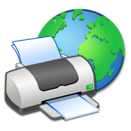 Printer, Web Icon