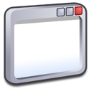 Silver, Windows Icon