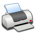 Off, Printer Icon