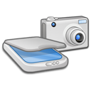 &Amp, Camera, Scanner Icon