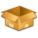 Box, Empty Icon