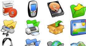Refresh CL Icons
