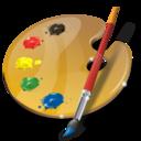 Art, Design, Palette, Web Icon