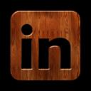 Linkedin, Logo, Square Icon