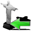Back, Cristoredentor Icon