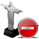Cristoredentor, Delete Icon