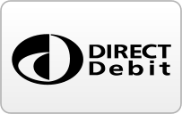 Curved, Debit, Direct Icon