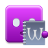Wikipanion, Wikipedia Icon
