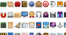 PixeloPhilia 2 Icons