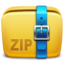 Archive, Folder, Icon, Zip Icon