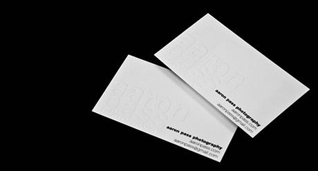Simplistic Business Card business card