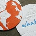 Whatsup Circular Cards