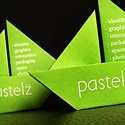 Origami Business Card