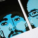Pixel Art Cards