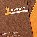 Alvena Business Card