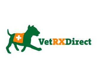 dog,pet,medicine,vet logo