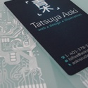 Motherboard Business Card