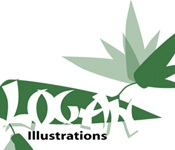 Bamboo Leaf Logo