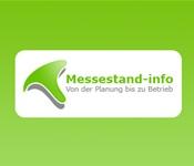 Messestand Info