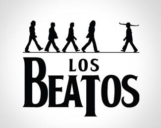 cover,beatles,beatos logo