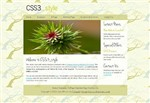 CSS 3 Style