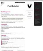 Fluid Solution