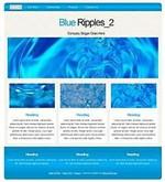 Blue Ripples 2